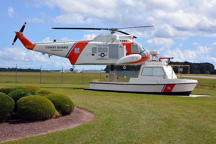 US Coast Guard Air Station Elizabeth City Moreheadcom - Us coast guard stations map
