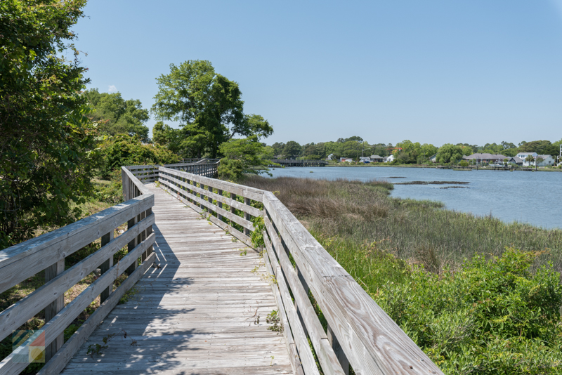 Calico Creek Boardwalk