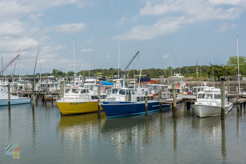 Let's face it. There is a LOT of great waterfront in Morehead City