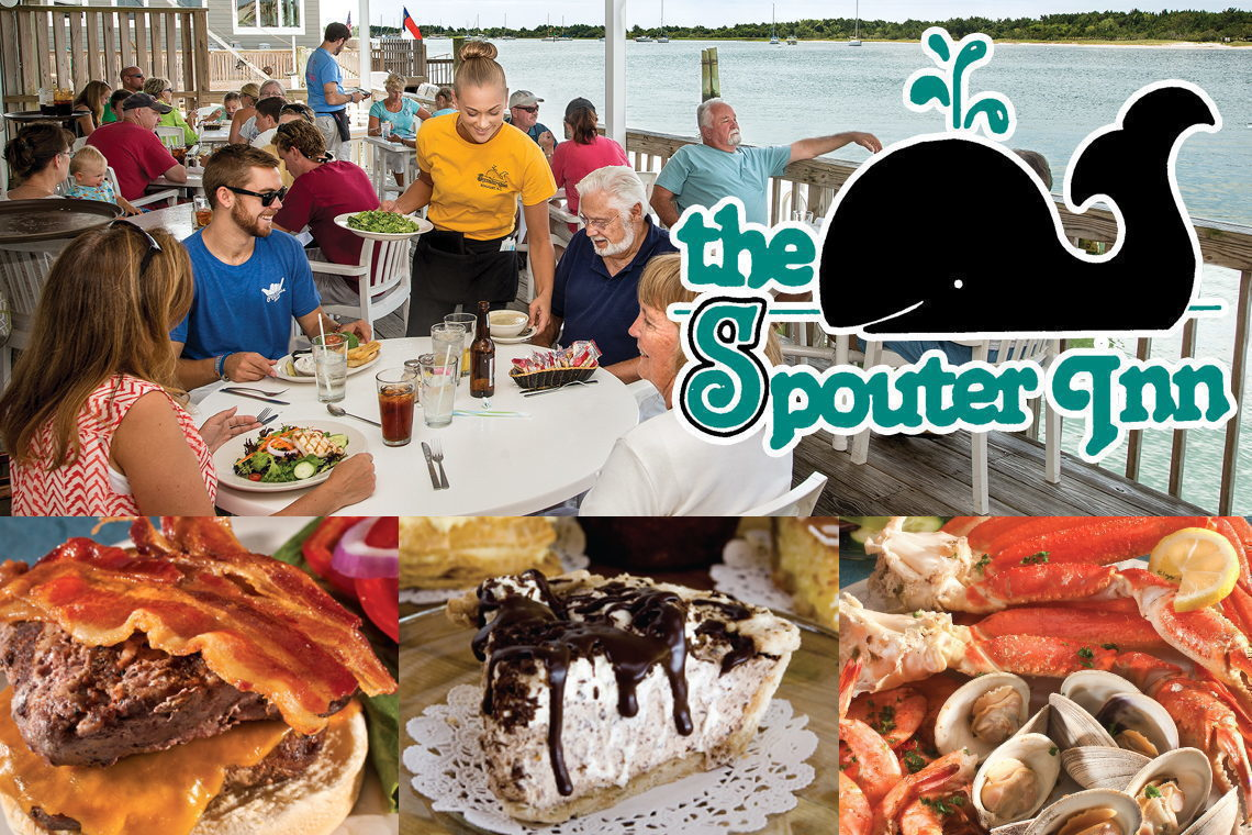 The Spouter Inn Restaurant & Bakery