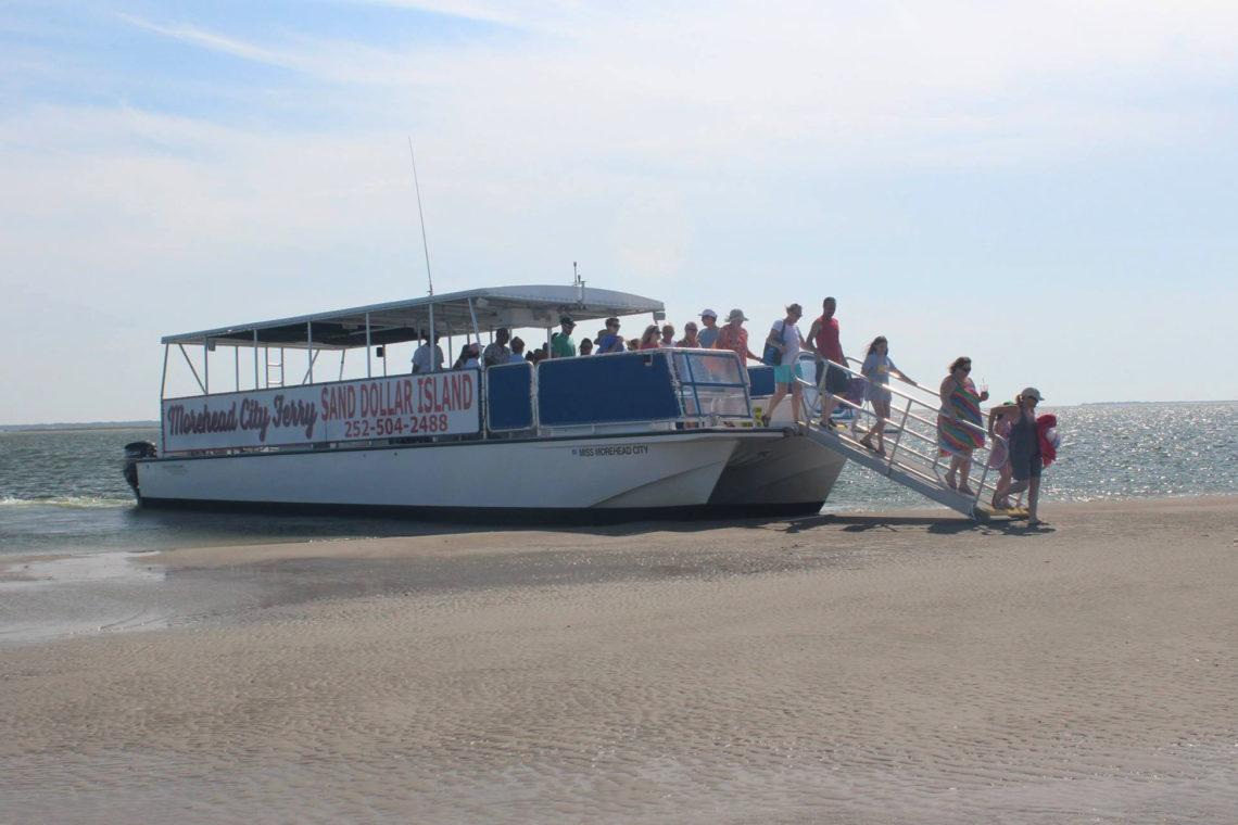 Morehead City Ferry Service - Morehead com