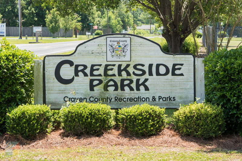 Creekside Park New Bern NC