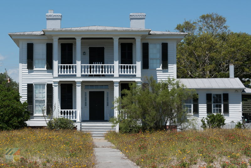 Gibbs House in Beaufort NC