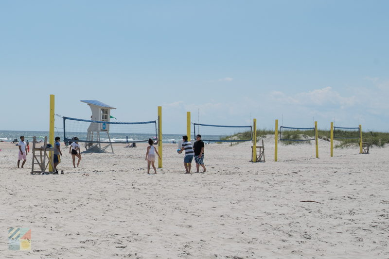 Circle Beach in Atlantic City, NC