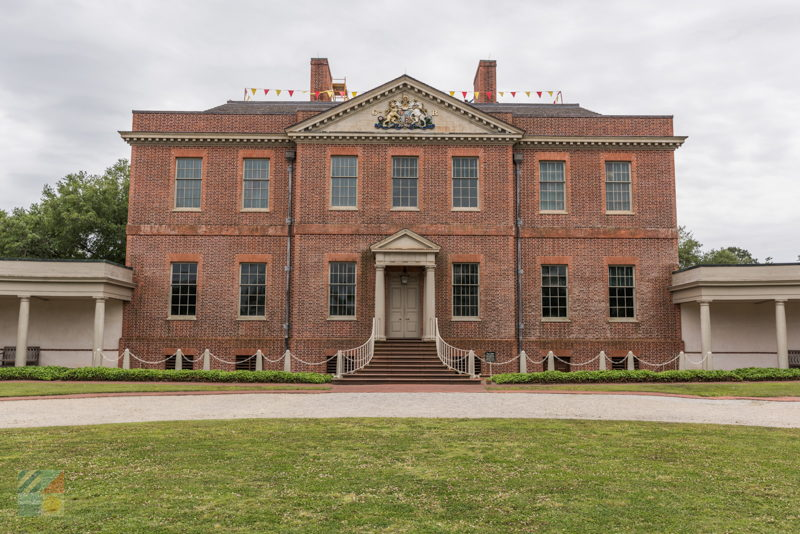 Tryon Palace in New Bern NC