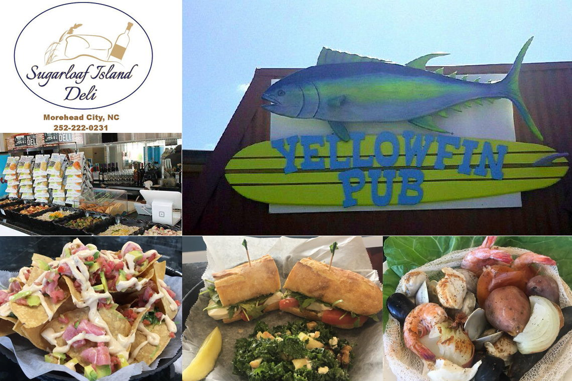 Sugarloaf Island Deli and Yellowfin Pub