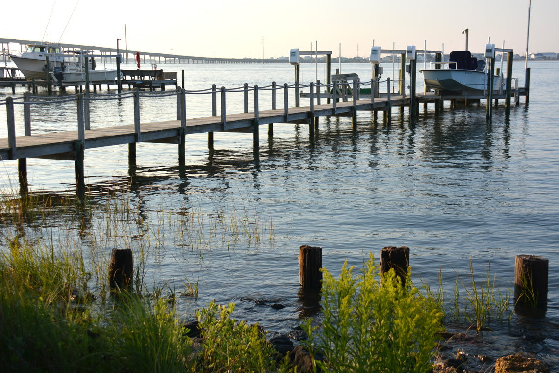 Scenic Spots in Morehead City
